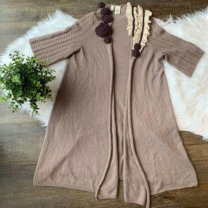 Anthropologie [Moth] cardigan sweater